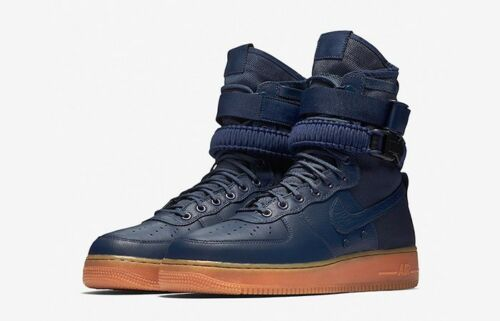 Taille Spécial 864024 1 9 Uk Af1 Nike Midnight Air 5 400 Force Navy Z6pA8wq