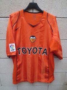 Maillot Valencia CF gilet