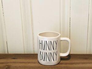 Rae-Dunn-Easter-By-Magenta-HUNNY-BUNNY-LL-Large-Letter-Farmhouse-Double-Side-Mug