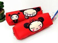 Pucca Soft Pen & Pencil Case Cosmetic Pouch