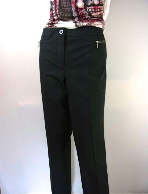 Tuzzi strech pantaloni verde scuro tg tg tg 42 44 NUOVO 584378