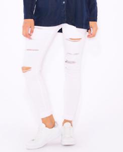 Wåven Women/'s Waven Anika High Rise Skinny Fit Denim Jeans Size 6-16 RRP £52.00