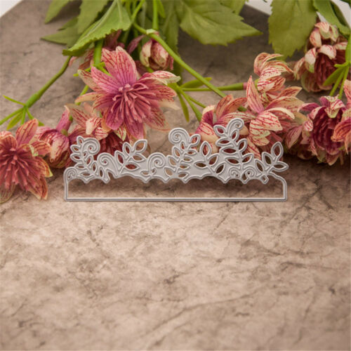DIY Metal Grass Cutting Dies Template Scrapbook Embossing Paper Card Album  SP