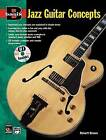 Basix Jazz Guitar Concepts: Book & CD by Dr Robert Brown (Paperback / softback, 1997)
