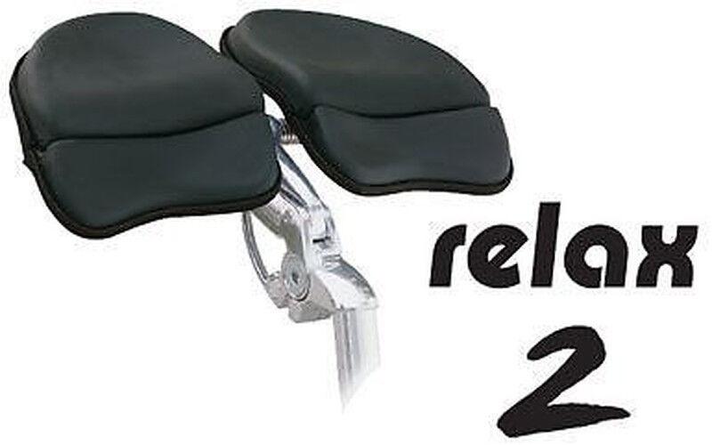 Comfort line relax II 2 bicicleta sillín modelo para pruebas 27,2 Saddle comfortline