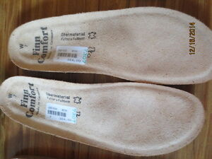 FINN COMFORT - REPLACEMENT- EXTRA SOFT INSOLES - EU SIZING ...
