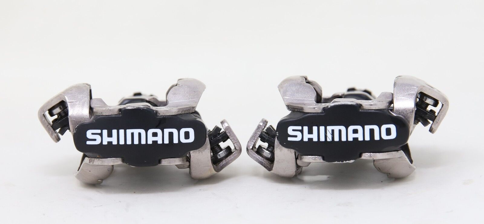 NOS SHIMANO PEDALS PDM520 MTB CLIPLESS SPD 916x20TPI MOUNTAIN BIKE BICYCLE