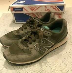 Details about New Balance 996 Women's Sneakers Khaki Green US 6 EU 37