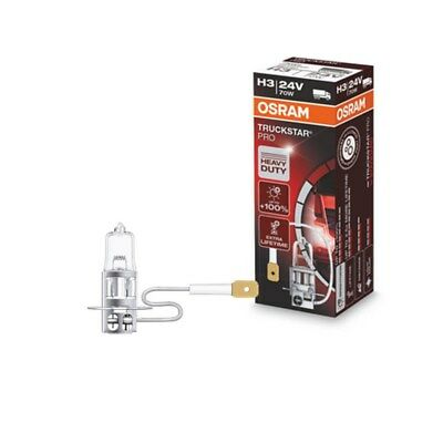 OSRAM TRUCKSTAR PRO H3 HALOGENLAMPE 24V STANDLICHT LAMPE LEUCHTMITTEL 32294586