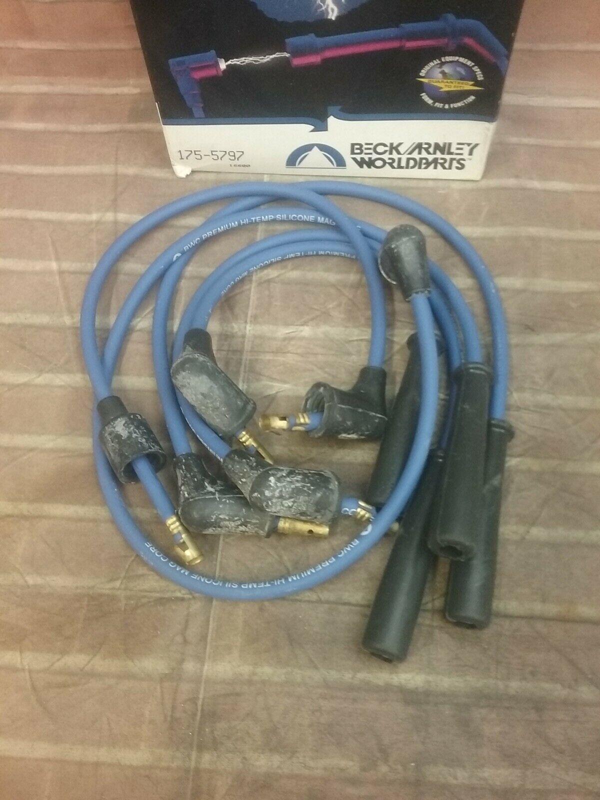Beck Arnley 175-5797 Premium Ignition Wire Set