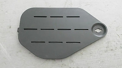 1984-1989 Corvette Fuse Box Cover with Screw