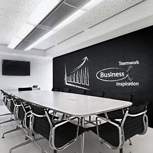 Chalkboard Vinyl Decal Office Wall Open Space Scrum