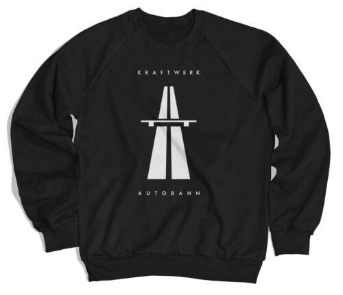 Kraftwerk-Autobahn Unisex Sweatshirt Pullover T-Shirt Alle Größen