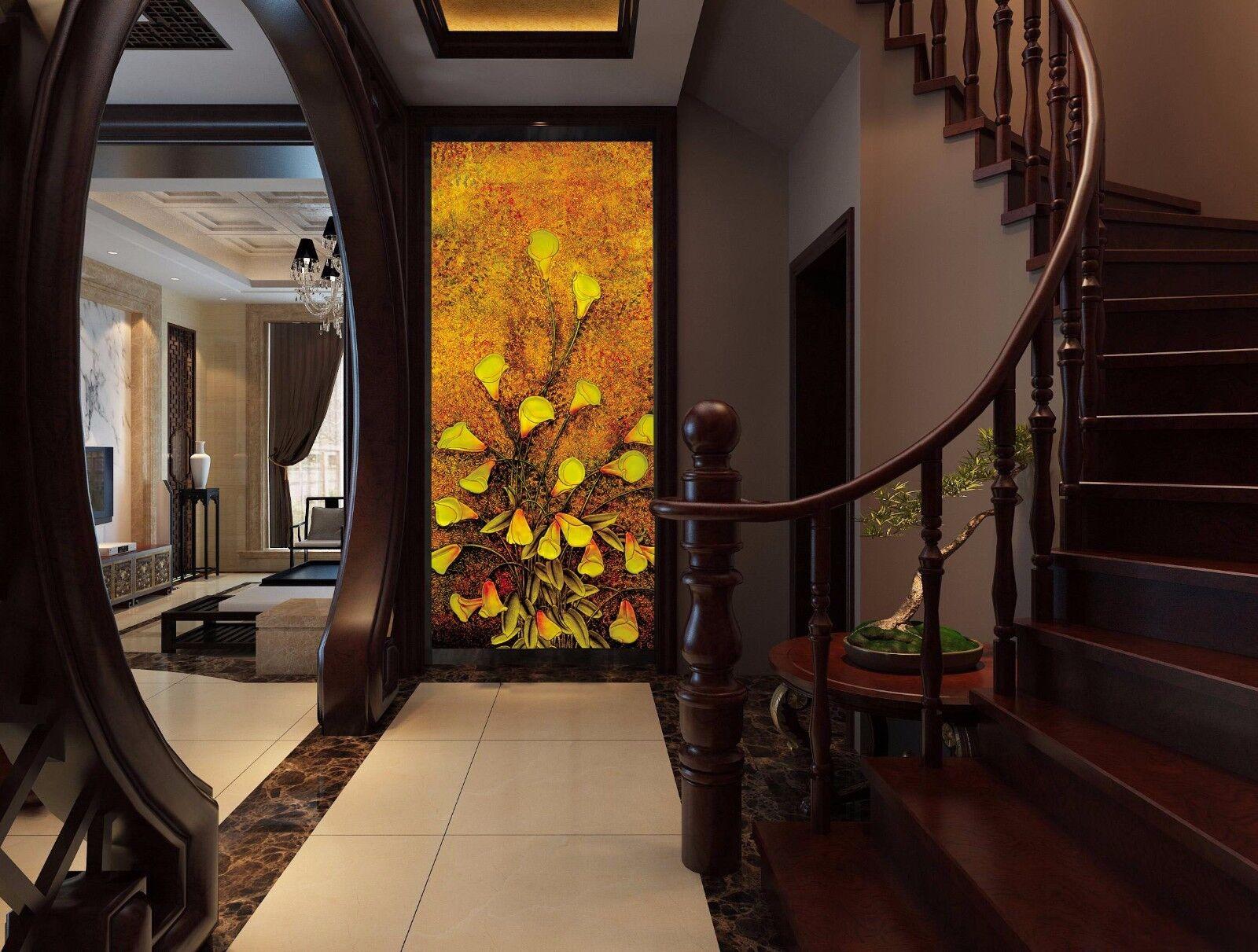 3D Farbe Geschnitzte Geschnitzte Geschnitzte 75 TapeteWandgemälde Tapete Tapeten Bild Familie DE Lemon 77e258