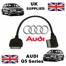 AUDI Q5 Series AMI MMI 4F0051510K iPhone iPod in car Cable replacement