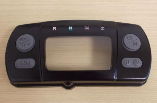 Non-GPS New 2003-2005 Honda TRX650 Rincon ATV OE Dash Meter Speedometer Cover