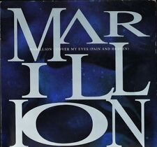"""MARILLION cover my eyes 12 MARILP 13 with poster uk emi 1991 12"""" PS EX/EX"""