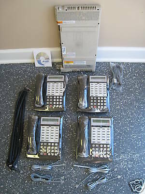 Avaya Lucent ACS 6.0 Partner Business Phone System w/ Voicemail