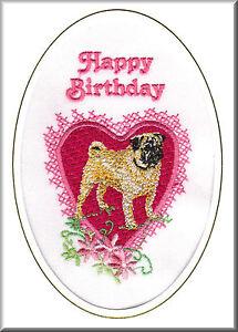 Cavalier King Charles Spaniel Birthday Card by Dogmania FREE PERSONALISATION