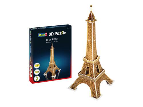 Piratenschiff Titanic Tower Revell 3D Puzzle Auswahl Eiffelturm Turm Mühle