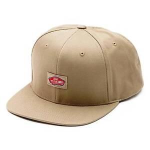 Vans Off The Wall Starter Work Ethic Adjustable Snapback Hat Mens ... b44b28cfd08