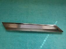 1962-64 FORD FAIRLANE 2 & 4 DOOR SEDANS  B PILLAR ROOF BASE TRIM   NICE  916