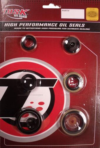 Tusk Engine Oil Seal Kit Crank SUZUKI RM125 2004-2007 NEW