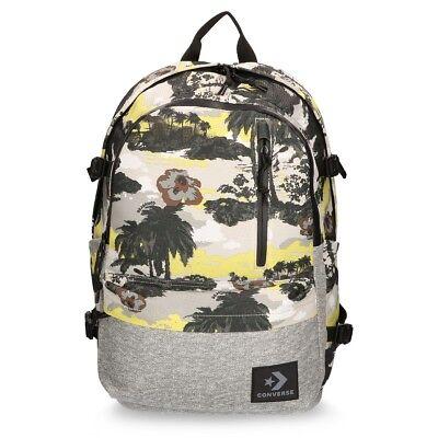 Converse Straight Edge Backpack Sac à Dos Homme Noir Sacs