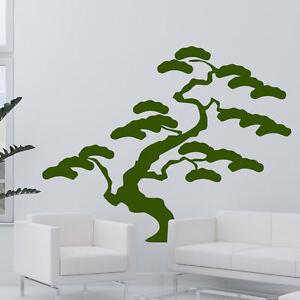 Das Bild Wird Geladen Wandtattoo Bonsai Baum Tree Japan Wallsticker XXL 68