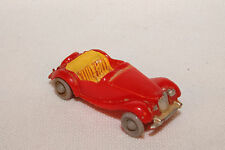 1950's MG Midget Plastic Car, Small,