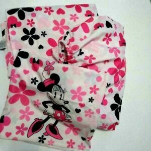 Disney Minnie Mouse Twin Bedding 3 Piece Sheet Set Multi Color Ebay
