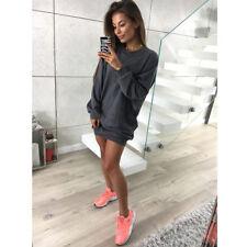 8d573c2c1b5 item 1 Womens Oversized Sweater Jumper Dress Winter Hoodie Long Pullover  Top Sweatshirt -Womens Oversized Sweater Jumper Dress Winter Hoodie Long  Pullover ...