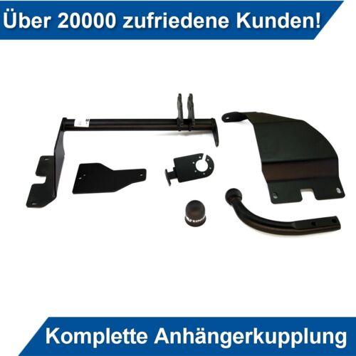 Für Suzuki Swift IV 05-10 Anhängerkupplung starr Kpl AHK