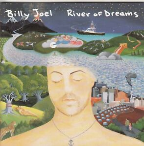 BILLY-JOEL-River-Of-Dreams-CD-Promo