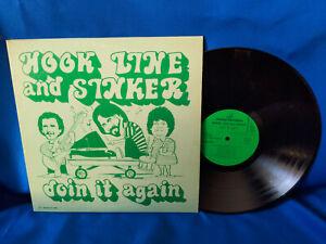 Hook-Line-and-Sinker-LP-Doin-039-It-Private-Rock-Disco-Lounge-Nashville-Indiana