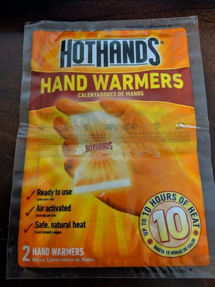 36 Pair of 10 Hour Hand Warmers - 72 total - less than  per pair