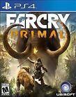 Far Cry Primal (Sony PlayStation 4, 2016)