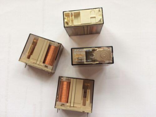 POWER RELAY SCHRACK 30VDC 250VAC 9-1393232-5 4pcs £ 6.00 Z1380