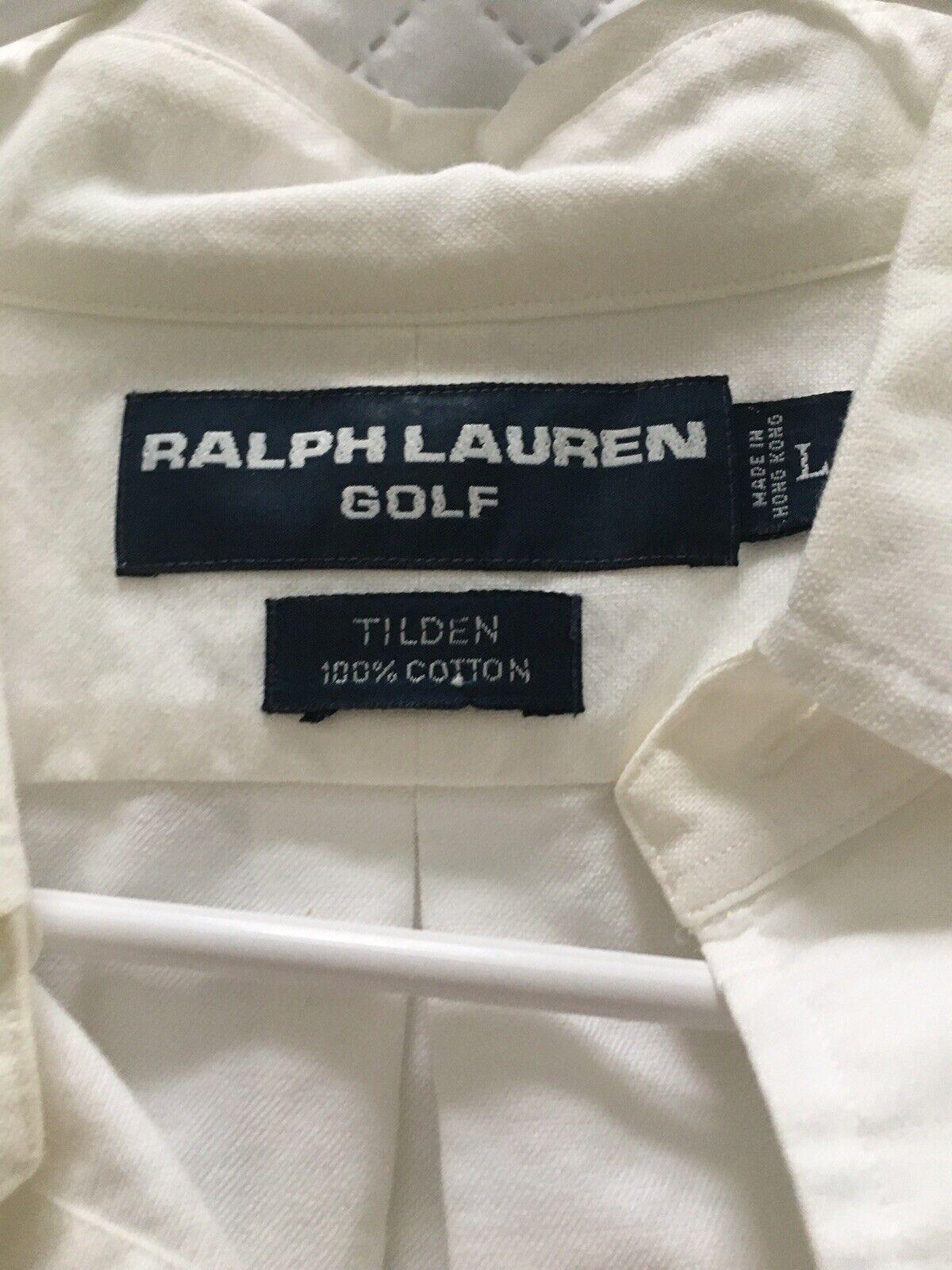 """Preppy 1980's vintage ralph lauren """" Tilden"""" golf… - image 3"""