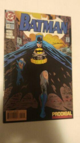 Batman #512 November 1994 DC Comics Moench Gustovich Tanghal