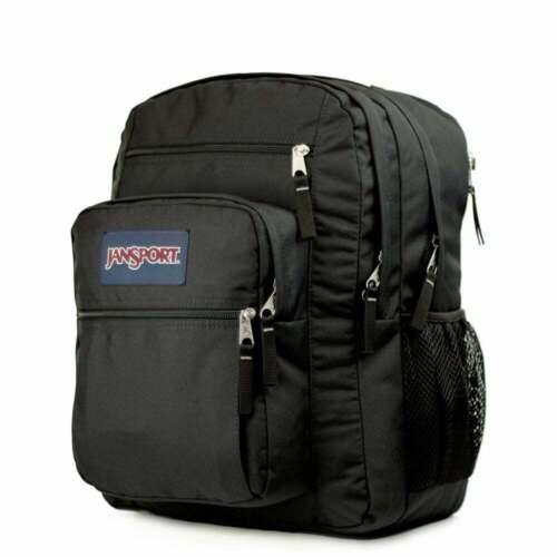 JANSPORT Big Student II Backpack Black JS0A47JK008 Schoolbag