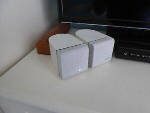Bose-redline-cube-surround-sound-satellite-speakers-in-white