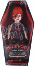 Living Dead Dolls Series 33 Moulin Morgue Ella Von Terra Opened Complete