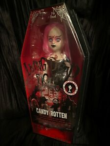 Living Dead Dolls Candy Rotten 20th Anniversary Series 35 Pink LDD sullenToys