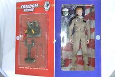 Elite Freedom Force US Navy Female F-14 Tomcat Pilot Action Figure Hatters 21060