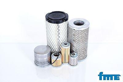 Hydrauliksaugfilter für Yanmar Minibagger B 17-2 Motor Yanmar 3 TNE 68L Filter