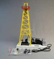 Lionel Shell Operating Oil Derrick O Gauge Train Building Scenery 6-83240