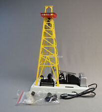 LIONEL SHELL OPERATING OIL DERRICK O GAUGE train building scenery 6-83240 NEW