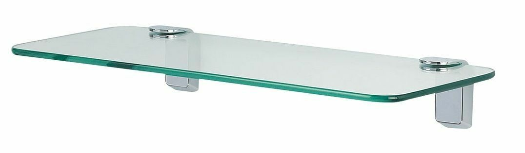 Spirella Max Max Max Light Chrom Glasablage Ablage Regal 60cm. Metall Verchromt Rostfrei   Sehr gute Qualität  d4221d