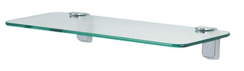 Spirella Max Light Chrome glasablage armoire étagère 60 cm Métal Chromé Inoxydable